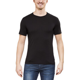 Icebreaker Oasis SS Crewe Shirt Men black